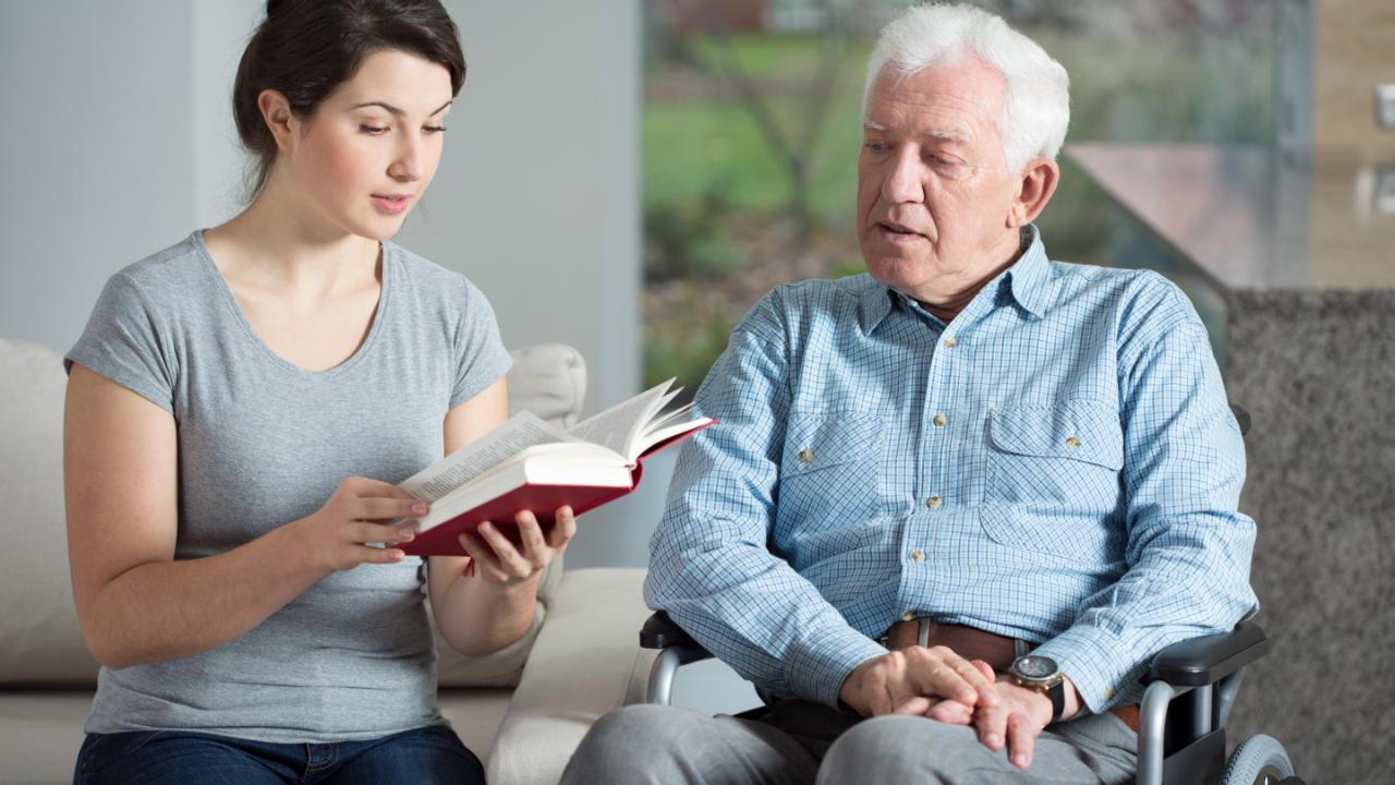 24-Stunden-Pflege zu Hause - die Alternative für eine Pflege rund um die Uhr