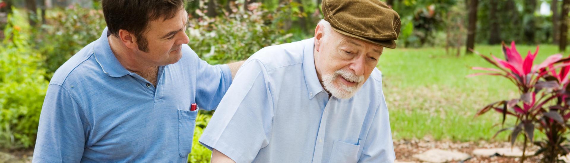 Wir helfen Ihnen eine 24-Stunden-Pflege zu organisieren - Vermittlung von Pflegekräften