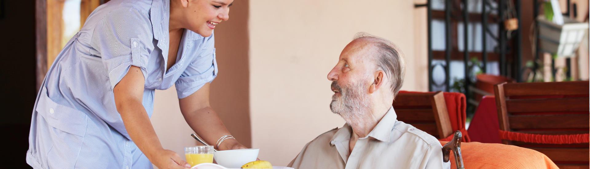 Pflegedienst-Vermittlung - 24-Stunden-Pflege - CURA GOLD