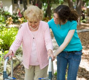 24-Stunden-Pflege zu Hause - Alternative zum Alten- oder Pflegeheim